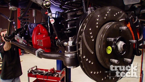 Truck Tech DVD (2015) Episode 13 - Wrangler Re-do: Payoff