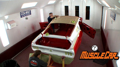 "MuscleCar DVD (2010) Episode 01 - ""Edelbrock Mustang Track Car"""