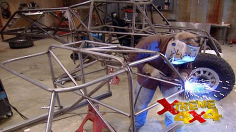 "Xtreme 4x4 DVD (2007) Episode 12 - ""CORR Pro II Trophy Truck - Part 2"""