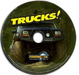 "Trucks! DVD (2009) Episode 21 - ""ClasSix: Part 4: 1950's Custom Body Mods"""
