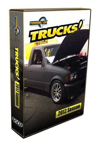 Trucks! (2012) Complete Season 4-Disc Set