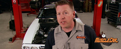 "MuscleCar DVD (2009) Episode 01 - ""3 for 1 - Tribute Trans Am, Project Red Sled & Altered E-Go"""