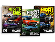 American MuscleCar Flashback Bundle (DVD)