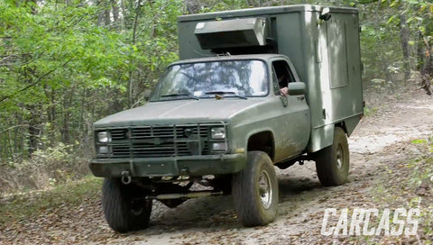 Carcass DVD (2020) Episode 05 - A Bargain for Bones: The Chevy M1010