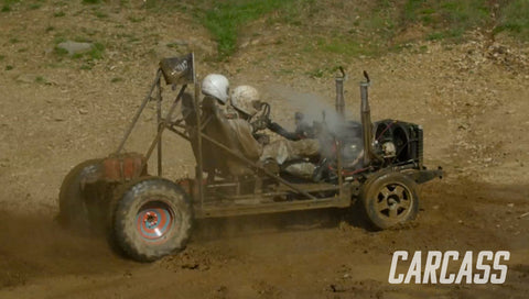 Carcass DVD (2020) Episode 08 - Willys Mud Wagon