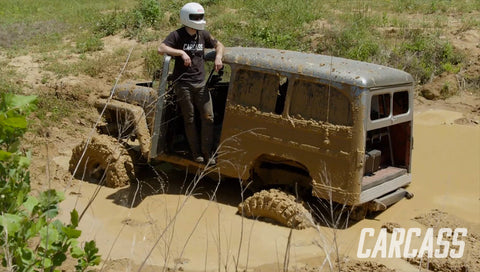 Carcass DVD (2020) Episode 09 - Sunken Willys Wagon
