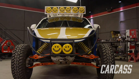 Carcass DVD (2020) Episode 17 - Can-Am + VW Beetle = BajaAwesome