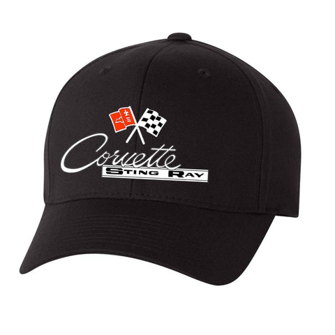 C2 Corvette Hat (CAP-409)