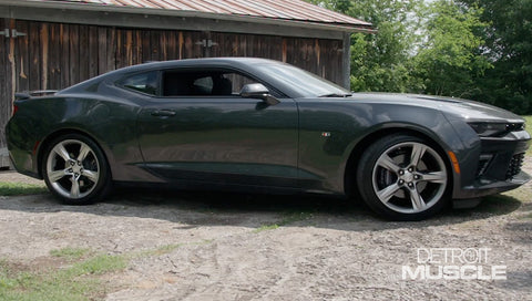 Detroit Muscle DVD (2018) Episode 15 - Valvoline Camaro Part 1