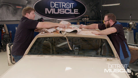 Detroit Muscle DVD (2019) Episode 05 - Going Topless!