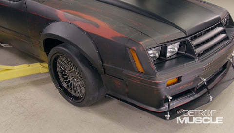 Detroit Muscle DVD (2019) Episode 08 - Sydewinder Gets New Shoes