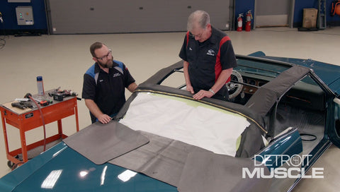 Detroit Muscle DVD (2019) Episode 14 - Top Down! Turned Up!