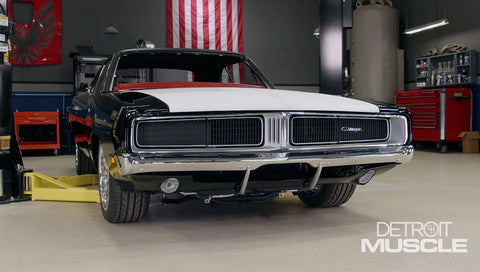 Detroit Muscle DVD (2019) Episode 15 - Charger Front End!