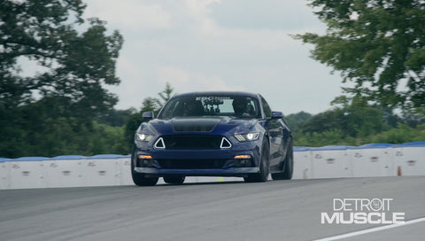 Detroit Muscle DVD (2019) Episode 19 - EBC Mustang Rolls Out