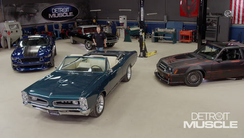 Detroit Muscle DVD (2020) Episode 01 - What Muscle Car is Right For You