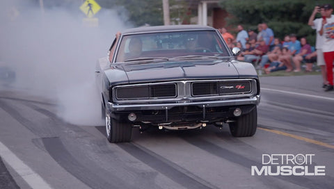Detroit Muscle DVD (2020) Episode 02 - '69 Charger Hellcat Hits the Street