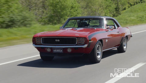 Detroit Muscle DVD (2020) Episode 10 - '69 Camaro RS/SS Revival