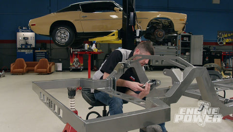 Engine Power DVD (2018) Episode 09 - Triple Threat Chassis