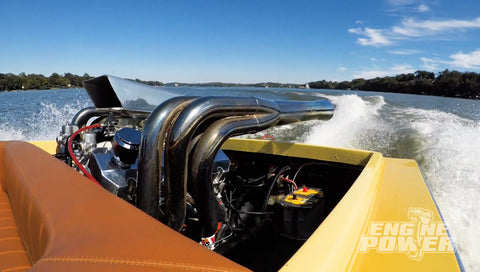 Engine Power DVD (2019) Episode 02 - Metal Flake on the Lake