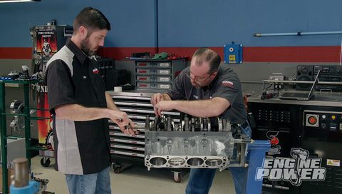 Engine Power DVD (2019) Episode 07 - Windsor Tech