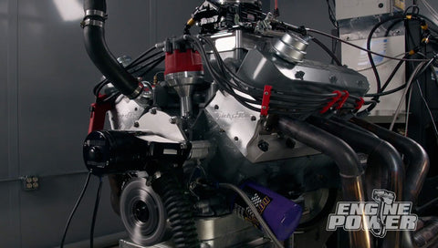 Engine Power DVD (2019) Episode 08 - 408 Ford Upgrades