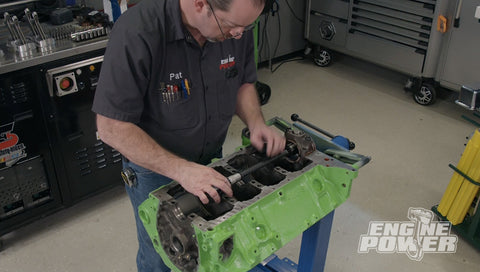 Engine Power DVD (2019) Episode 09 - Re-Rev 383: Powerparts