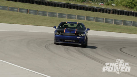 Engine Power DVD (2019) Episode 21 - Permatex Challenger: Track Time