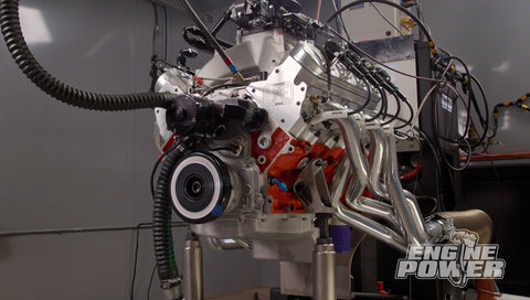 Engine Power DVD (2020) Episode 05 -427 cubic inches of Naturally Aspirated HP for Javelin Trans Am Tribute Build