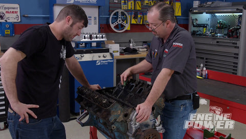 Engine Power DVD (2020) Episode 08 - Junkyard Ford 390 FE Teardown and Rebuild