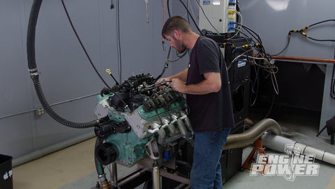 Engine Power DVD (2020) Episode 10 - Low Buck Vortec