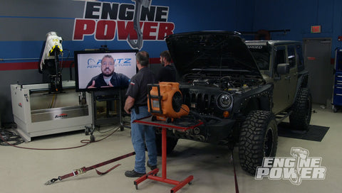 Engine Power DVD (2020) Episode 20 - Well-Tuned Wrangler