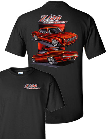 Chevy Camaro Z28 Street Smart Shirt (TDC-251)