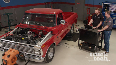 Truck Tech DVD (2018) Episode 11 - '74 Ford F100 Payoff