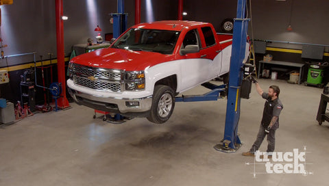 Truck Tech DVD (2019) Episode 11 - Sea Foam Truck Tech Sweepstakes: Big Lift