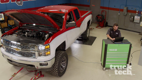 Truck Tech DVD (2019) Episode 12 - Sea Foam Truck Tech Sweepstakes: Power Adders