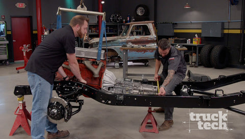 Truck Tech DVD (2019) Episode 13 - Lo'n Slo Suspension