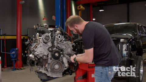 Truck Tech DVD (2020) Episode 04 - Duramax Diesel Teardown and Upgrade to 1000 Horsepower