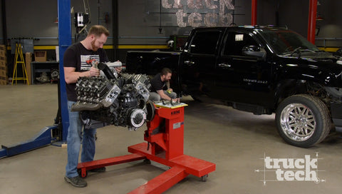 Truck Tech DVD (2020) Episode 09 - How to Build a High Power Diesel Beast