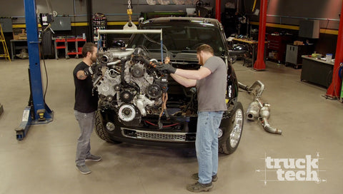 Truck Tech DVD (2020) Episode 12 - Duramax Diesel Engine Assembly & Install