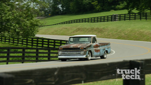 Truck Tech DVD (2020) Episode 22 - '65 C10 Rewind 2