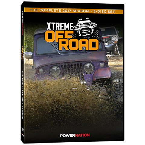 Xtreme Off Road (2017) Complete Season 5-Disc Set