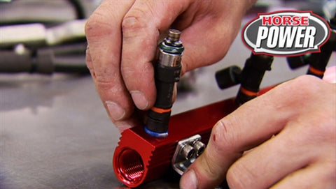 HorsePower DVD (2012) Episode 15  - High Performance Fuel System Upgrade