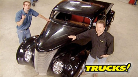 "Trucks! DVD (2007) Episode 14 - ""Starting Project Hot Rod Truck"""