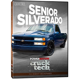 Truck Tech Project: Senior Silverado (2 Disc Set)