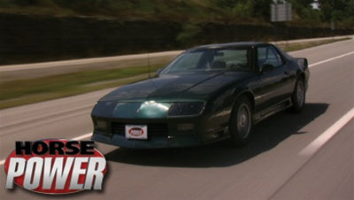 "HorsePower DVD (2008) Episode 17 - ""Lean Green Street Machine - Phase three"""