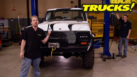 "Trucks! DVD (2010) Episode 15 - ""More Das Bronco Upgrades"""