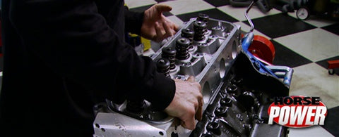 "HorsePower DVD (2009) Episode 09 - ""Ford 460 back for HorsePower Hike"""