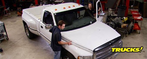 "Trucks! DVD (2010) Episode 04 - ""Work Truck Renewal"""