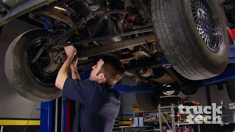 Truck Tech DVD (2015) Episode 6 - Sonic Suspension