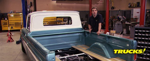 "Trucks! DVD (2009) Episode 09 - ""Daily Driver C-10 Part 5: Final Assembly"""